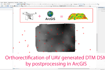 GIS0014-2018.10.02-Orthorectification-of-UAV-generated-DTM-DSM-using-postprocessing-in-ArcGIS-feature